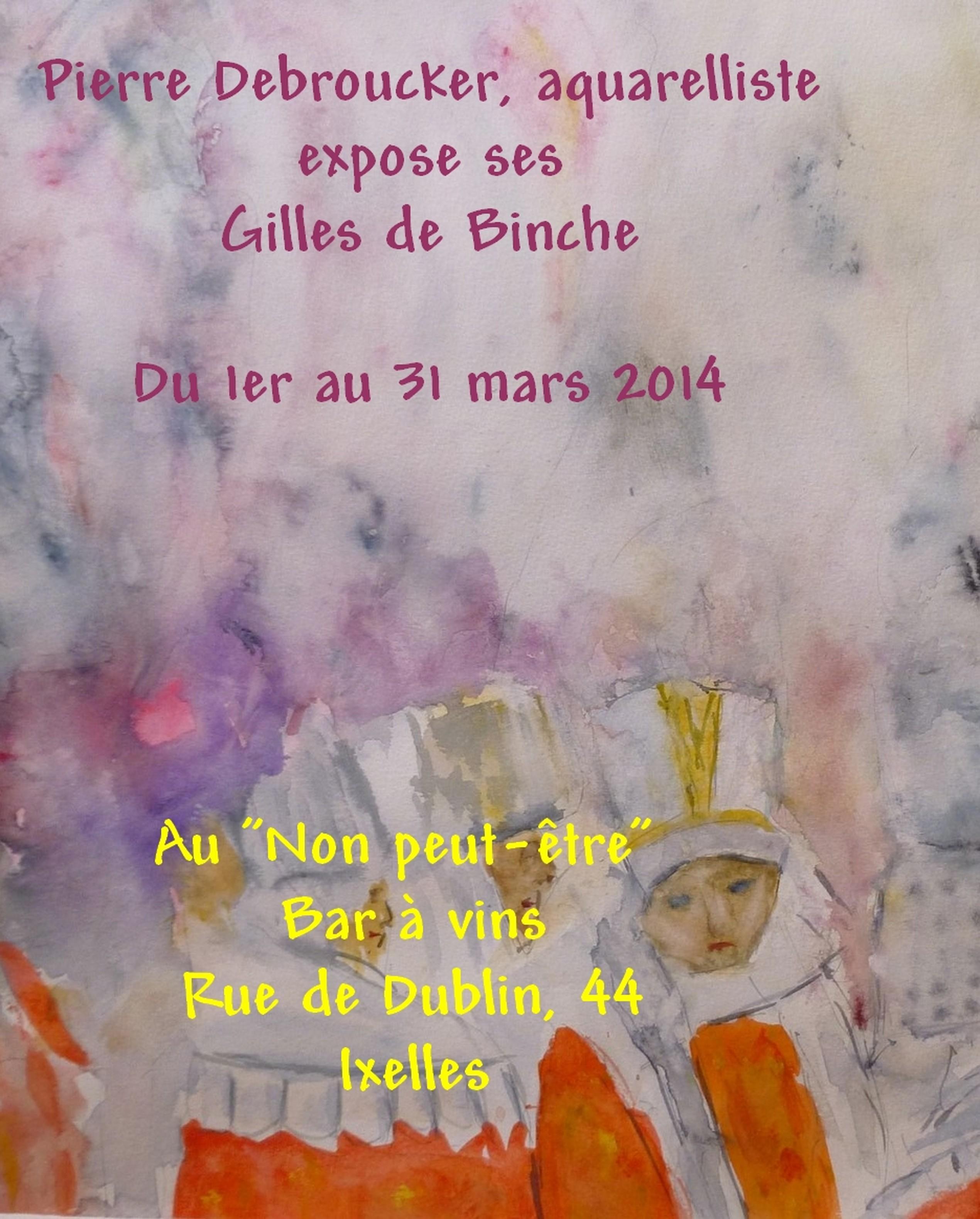 Exposition à Ixelles
